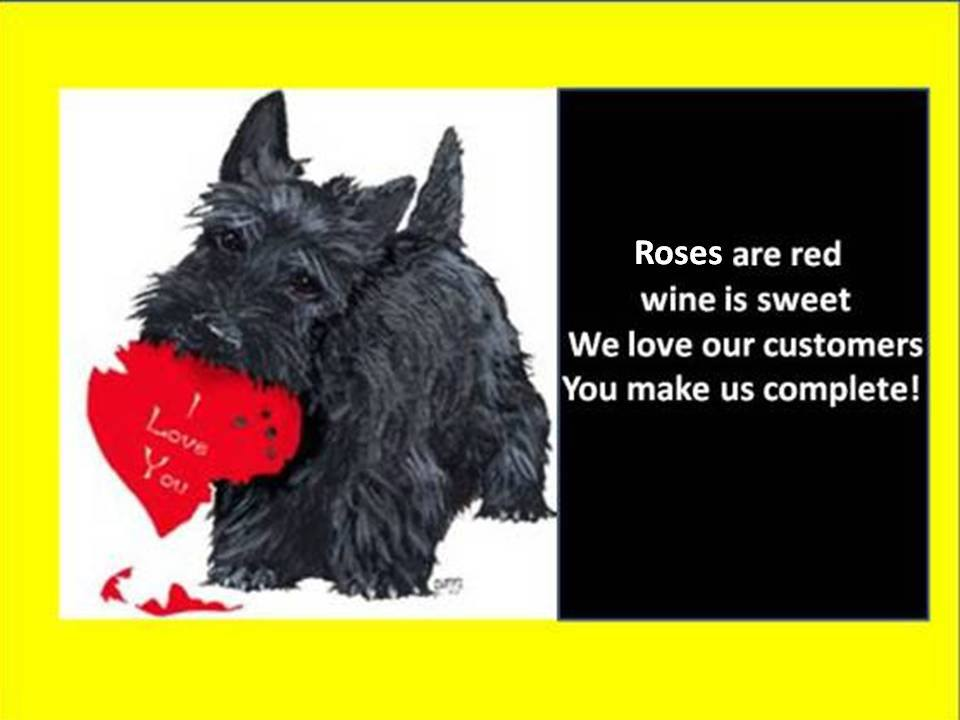 ases, love customers